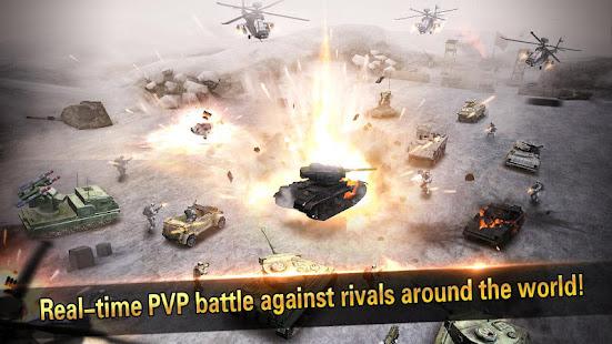Commander Battle apk