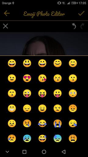 Emoji Background Photo Editor & Emoji Wallpaper ud83dudc9b 6.3 Screenshots 8