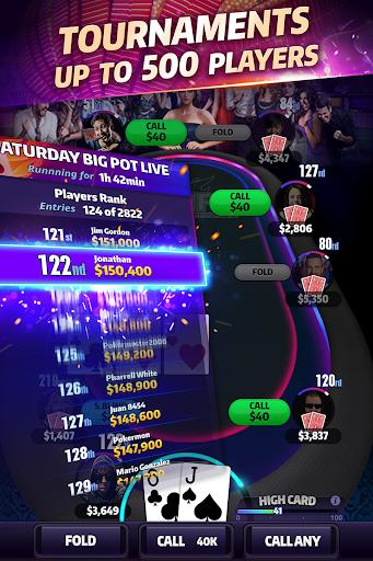Mega Hit Poker: Texas Holdem 3.11.2 Screenshots 16