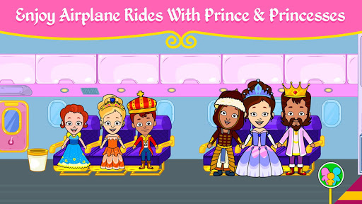 ud83dudc78 My Princess Town - Doll House Games for Kids ud83dudc51 screenshots 2