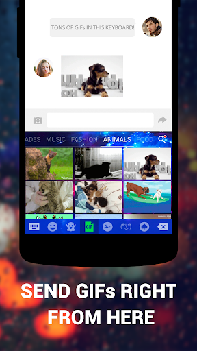 Keyboard - Emoji, Emoticons  Screenshots 5
