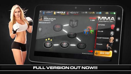 MMA Fighting Clash  screenshots 9