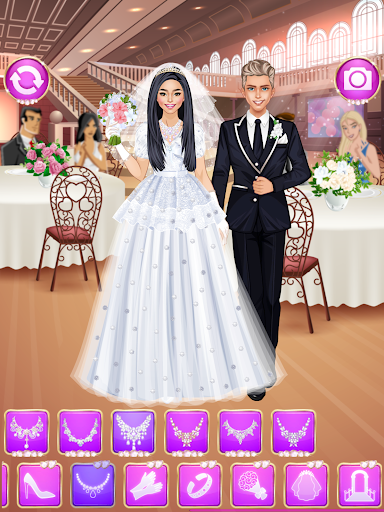 Millionaire Wedding - Lucky Bride Dress Up 1.0.6 Screenshots 24