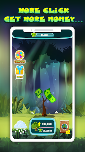 Click For Money - Click To Grow apktram screenshots 1