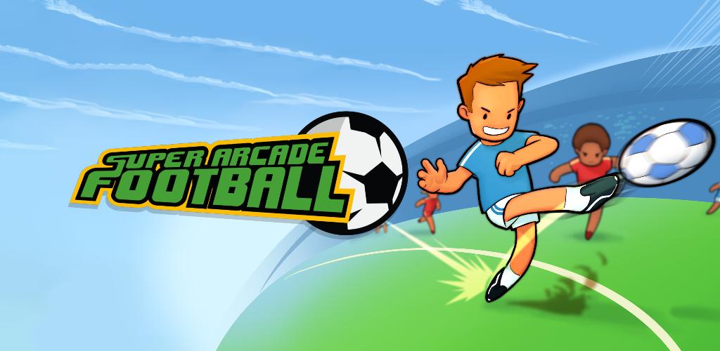 Super Arcade Football poster 0