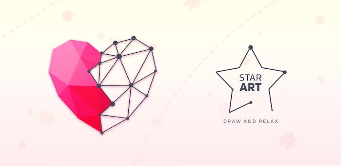 Star Art: Drawing & Relaxing