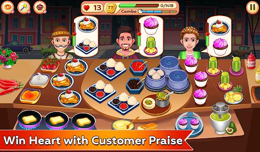 Cooking Corner - Chef Food Fever Cooking Games  screenshots 2