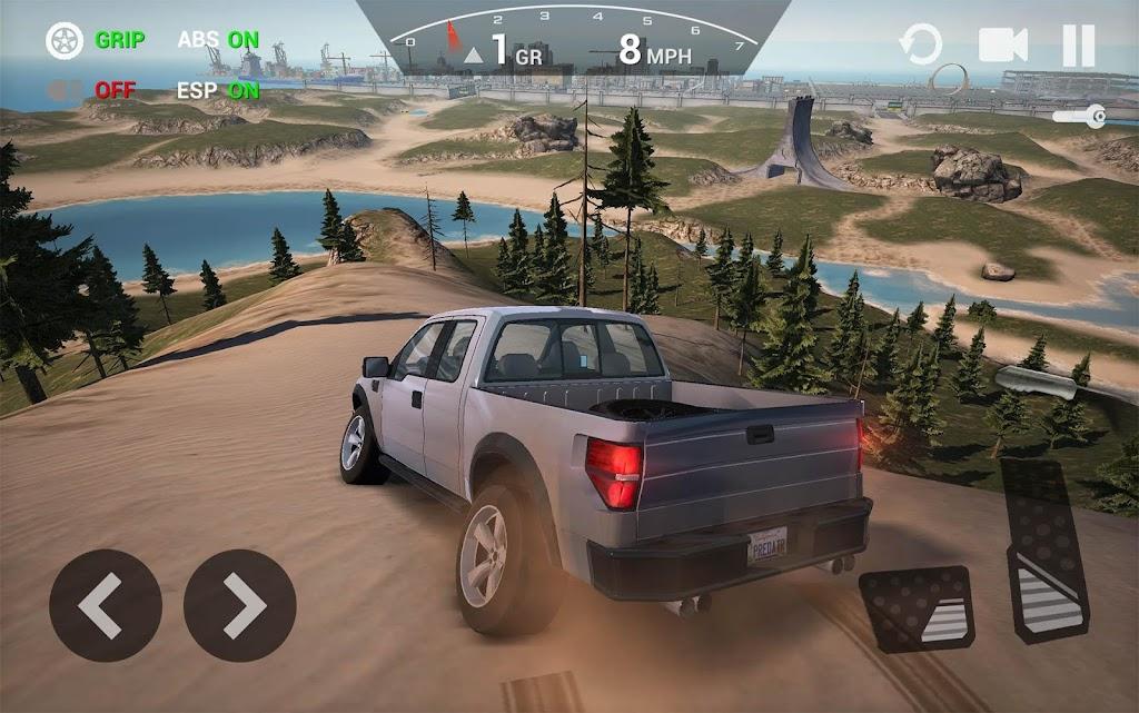Ultimate Car Driving Simulator poster 2