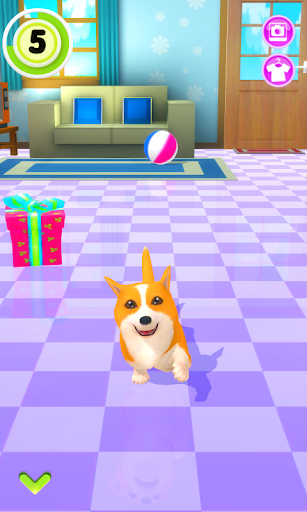 My Talking Puppy android2mod screenshots 3