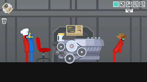 Impostor Craft Playground: Red Ragdoll 1.0.2 screenshots 5