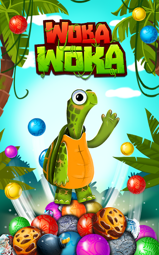 Marble Woka Woka from the jungle to the marble sea 2.032.18 screenshots 20