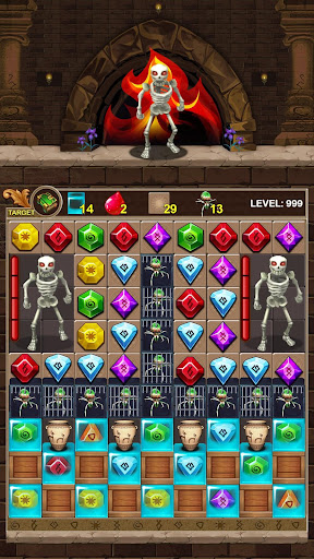 Jewel Ancient: find treasure in Pyramid 2.6.2 screenshots 14