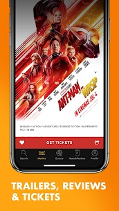 Popcorn  Movie Showtimes, Tickets, Trailers  News Apk Download NEW 2021 4