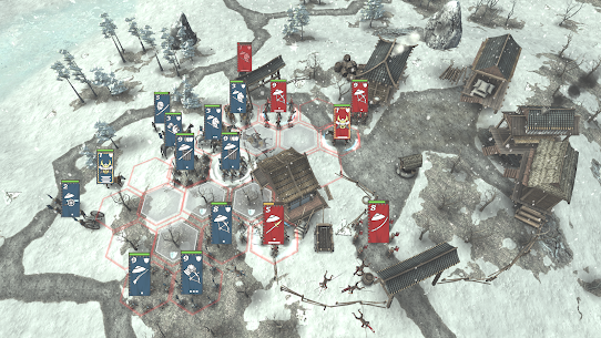Shogun's Empire: Hex Commander Mod Apk 1.9.1 (Unlimited Gold/Rice/Honors) 4