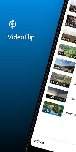 VideoFlip - Video Rotate and Flip  screenshots 1