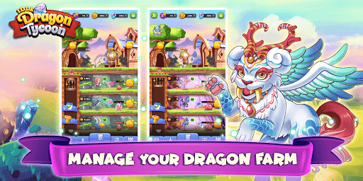 Idle Dragon Tycoon - Dragon Manager Simulator apkdebit screenshots 10