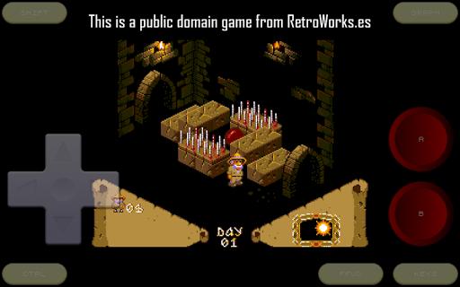 fMSX - Free MSX Emulator  screenshots 3