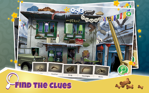 Scooby-Doo Mystery Cases Mod Apk (Unlimited Money) 6