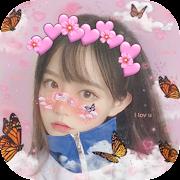 Sweet Snap Face Camera - Live Filter Selfie Editor