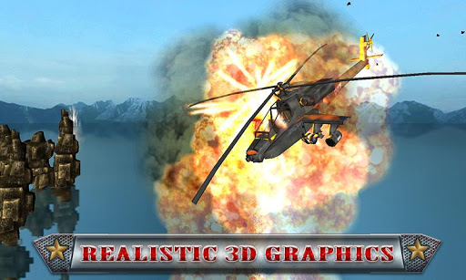 Military Helicopter 3D  screenshots 5