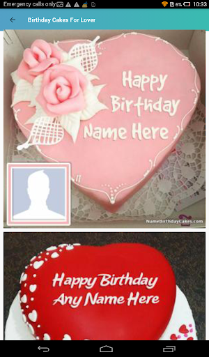 Birthday Cake With Name And Photo ud83cudf82 1.2 Screenshots 8