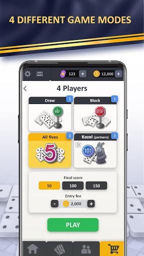 Domino online classic Dominoes game! Play Dominos! screenshots 6