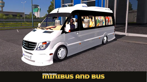 Minibus Dolmus Bus Simulator Turkey 2021 0.6 screenshots 13