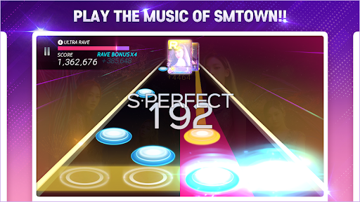SuperStar SMTOWN 3.1.4 screenshots 3