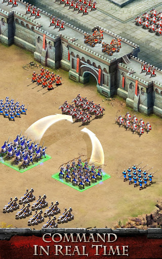 Empire War: Age of hero 10.005 screenshots 2