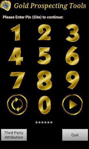 GPT - Gold Prospecting Tools Ads Screenshots 1
