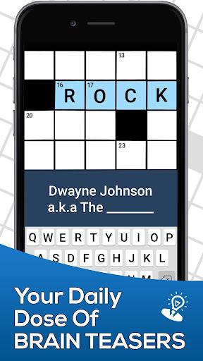 Daily Themed Crossword - A Fun crossword game 1.402.0 screenshots 4