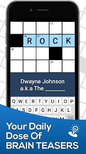 Daily Themed Crossword - A Fun Crossword Game 1.502.0 Screenshots 4