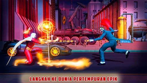 Code Triche kung fu karaté box jeux de bagarre: jeux de combat apk mod screenshots 2
