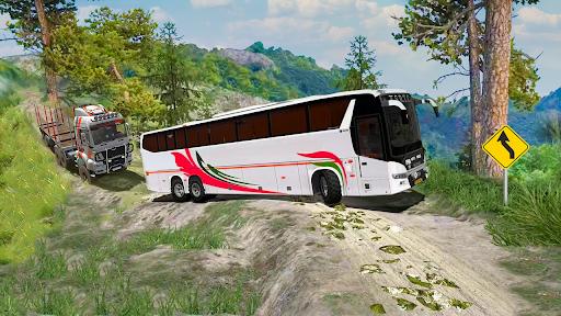 City Bus Games 3D u2013 Public Transport Bus Simulator screenshots 3