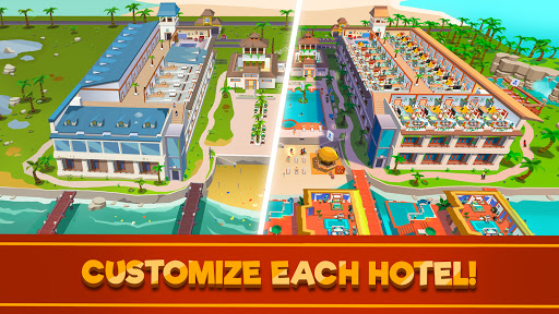 Hotel Empire Tycoon - Idle Game Manager Simulator 1.9.7 screenshots 2