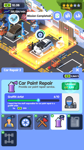 Car Fix Tycoon 1.4.0 screenshots 4