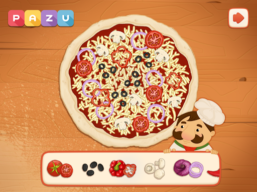 Pizza maker - cooking and baking games for kids 1.14 Screenshots 18