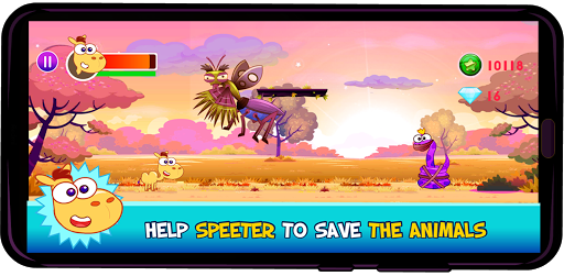 Speeter : Adventure Game Free Platform  screenshots 8