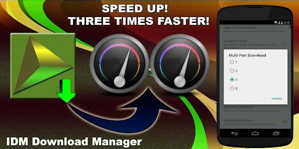 IDM Download Manager ★★★★★ 6.26 [MOD APK] Latest 3