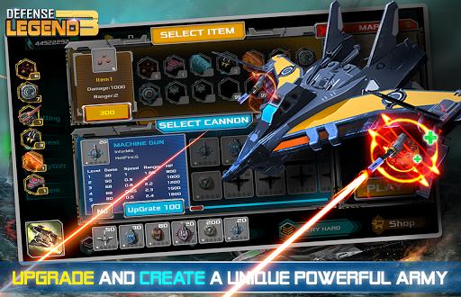 Defense Legend 3: Future War 2.7.2 screenshots 6