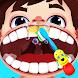かわいい歯医者さんゲーム無料 - 医者ゲーム 無料