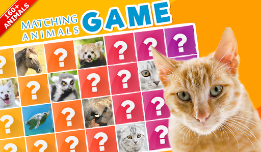 Memory Game: Animals  screenshots 9