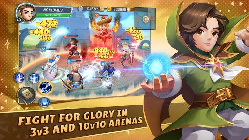 Oath of Glory - Action MMORPG apkdebit screenshots 4