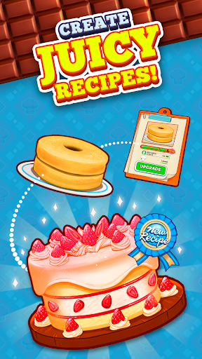 Spoon Tycoon - Idle Cooking Manager Game 2.2.2 screenshots 2