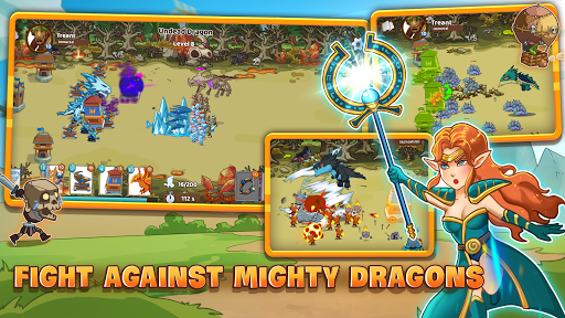Clash of Legions - Kingdom Rise  screenshots 6