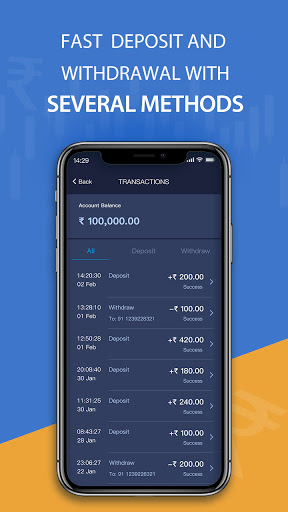 RubikTrade - Mobile Trade App for Beginners apktram screenshots 3