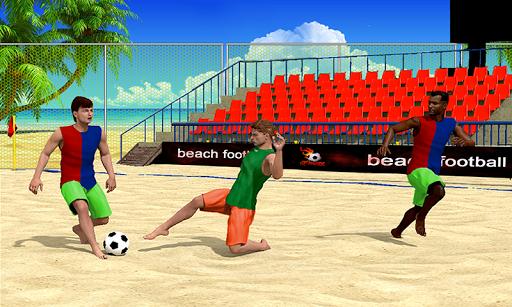 Beach Football screenshots 3