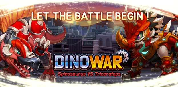Dino War Spino VS For Pc (Windows And Mac) Free Download 1