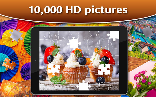 Jigsaw Puzzles Collection HD - Puzzles for Adults apktram screenshots 1