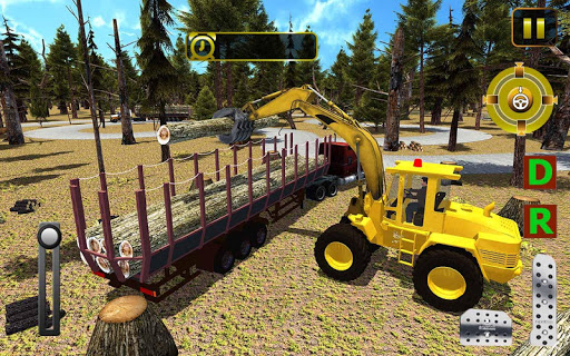 Modern Lumberjack Jungle Duty  screenshots 1